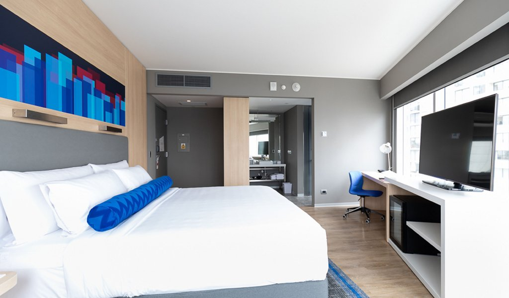 Aloft Lima Miraflores Rooms