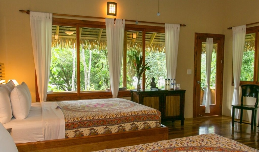 Copa De Arbol Resort Rooms