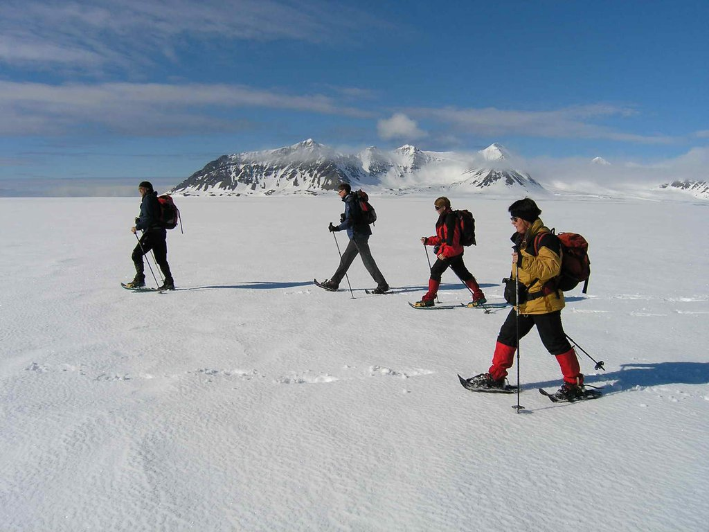 Antarctic Peninsula Basecamp Plancius Activities