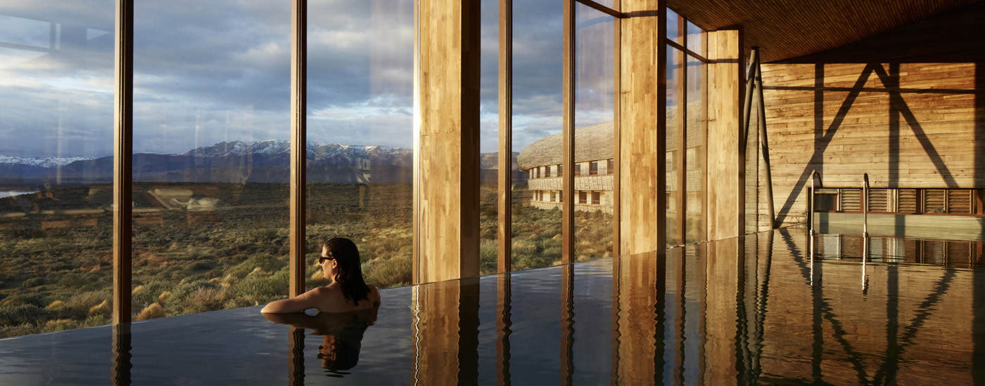 Tierra Patagonia Hotel & Spa - Torres de Paine, Chile