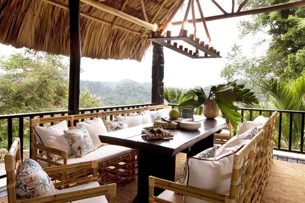 Copal Tree Lodge Restaurant