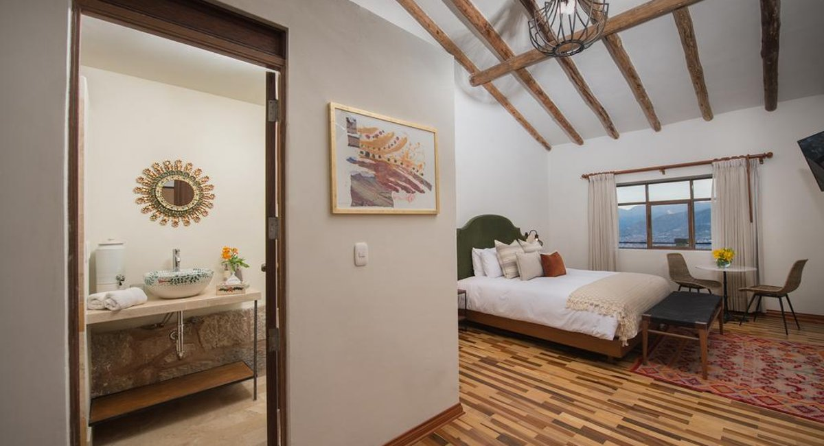 Palacio Manco Capac Rooms