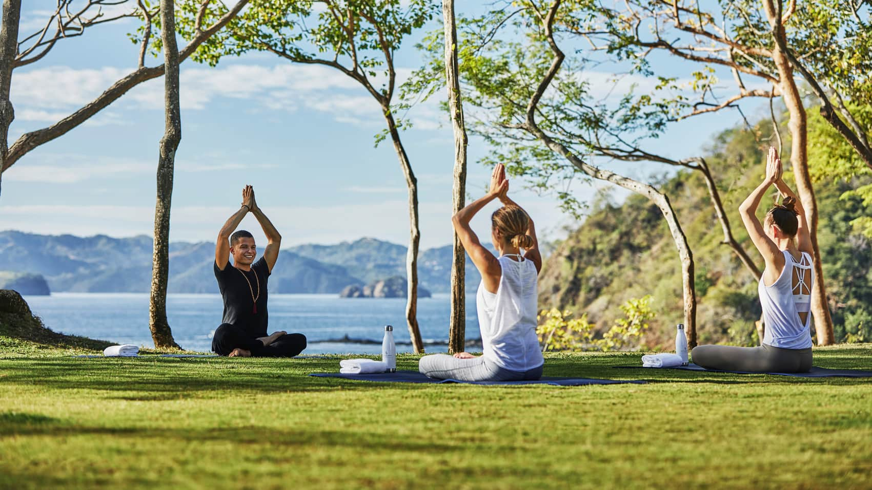 Four Seasons Resort at Peninsula Papagayo Yoga