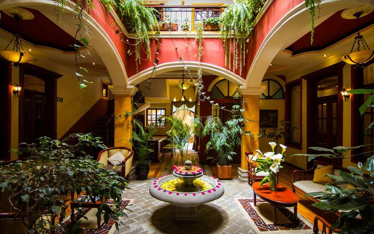 mansion santa isabella riobamba ecuador