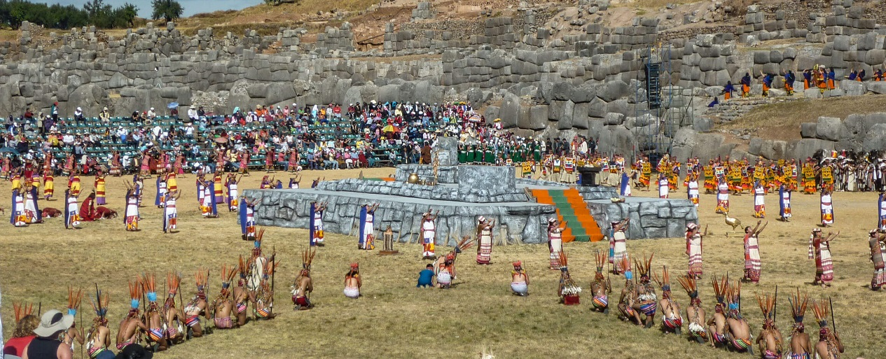 Inti Raymi - Soul of the Andes Festival Experience