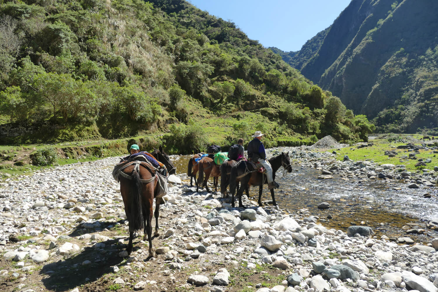 Northern Peru Horseback Trek