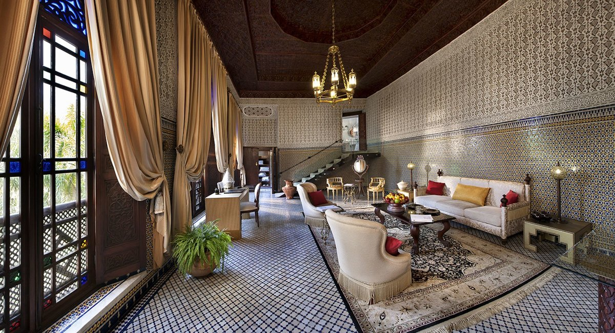 Riad Fes Rooms