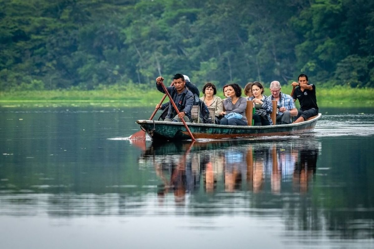 Napo Wildlife Center Activities