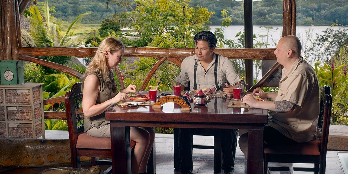 Napo Wildlife Center Ecuador