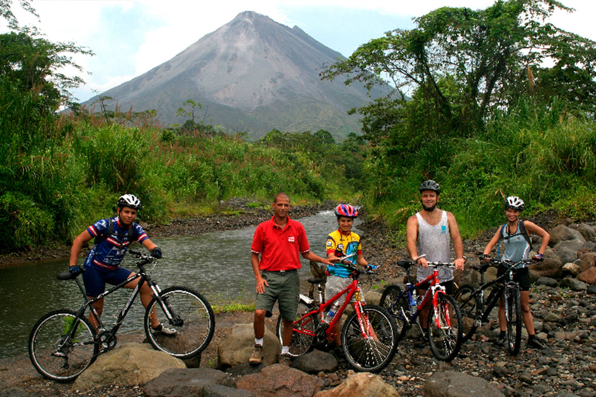 Arenal Volcano Costa Rica - Mountain Biking