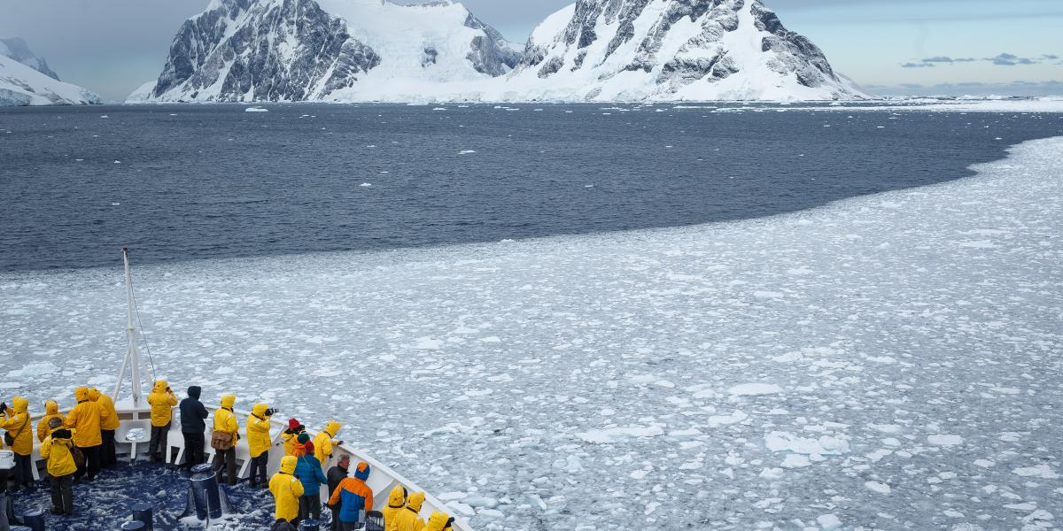 Southern Antarctic Expedition Highlights