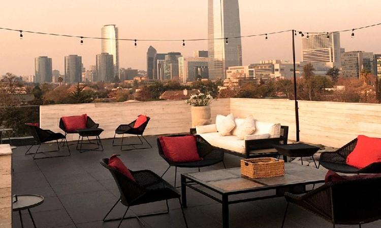 Ladera Boutique Hotel Santiago Chile