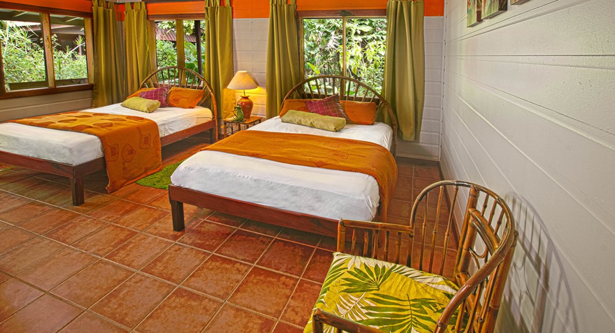 Pachira Lodge Rooms