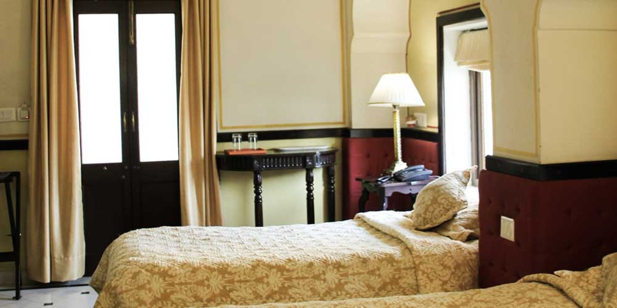 Royal Heritage Haveli Hotel Rooms