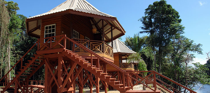 Kabalebo Nature Resort Rooms