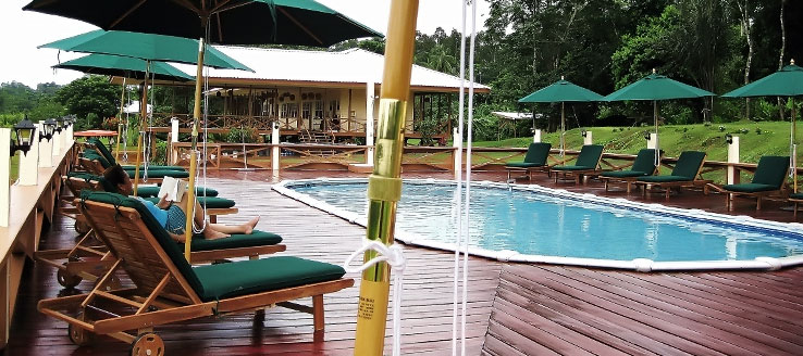 Kabalebo Nature Resort - Suriname