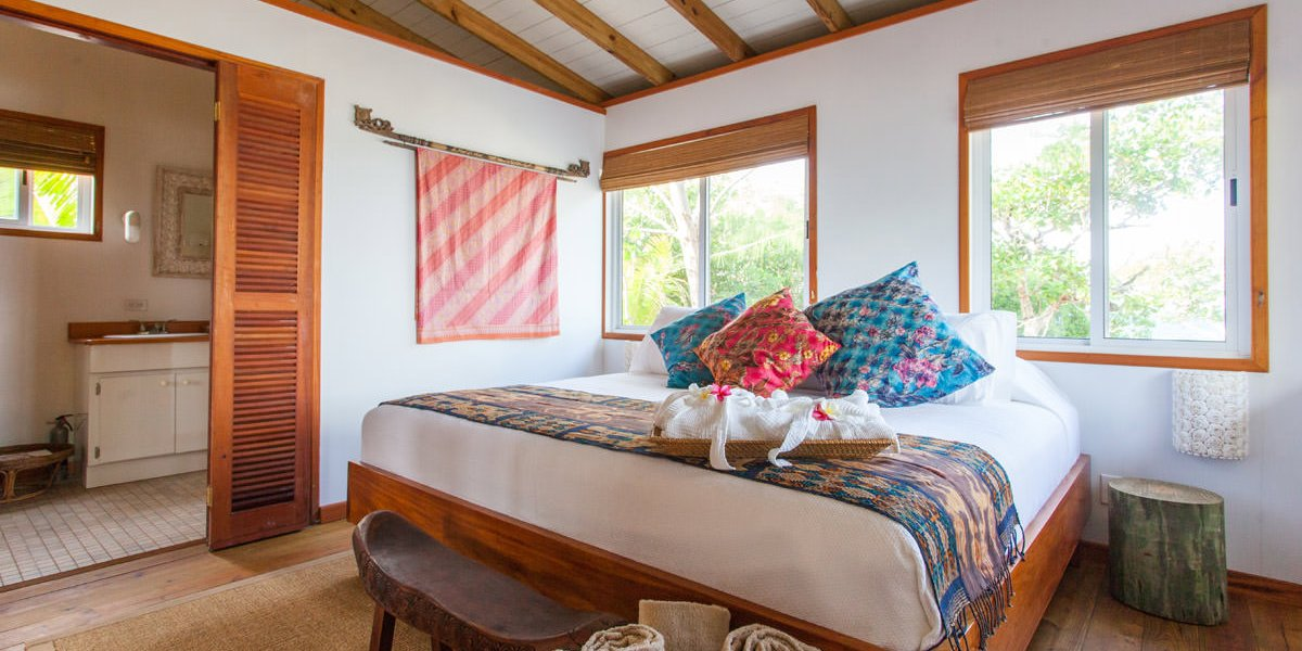 Coral Caye Private Island Rooms