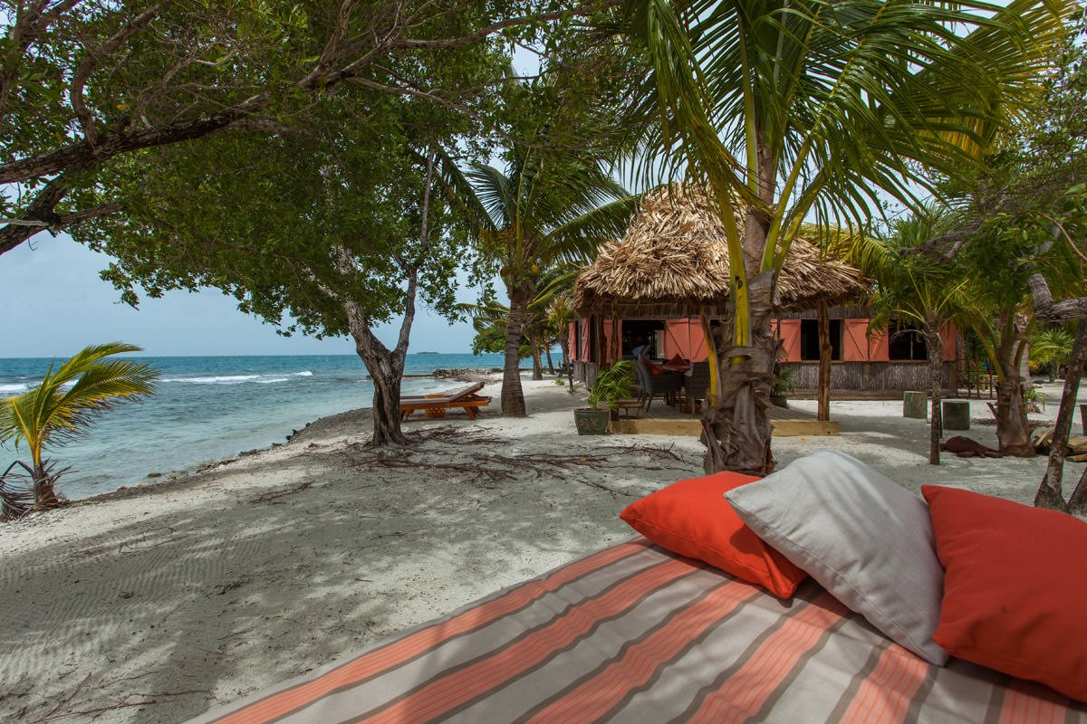 Coral Caye Private Island - Placencia, Belize